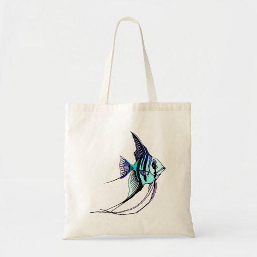 Pescados del ángel bolsa