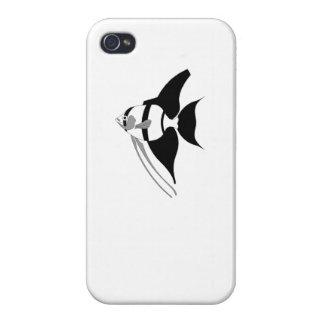 Pescados del ángel iPhone 4 coberturas