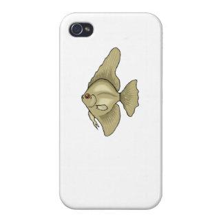 Pescados del ángel iPhone 4 protectores