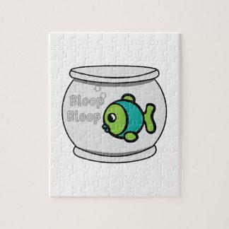 Pescados del Bloop del Bloop Puzzle