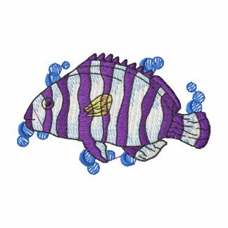 Pescados del colmillo del Harlequin