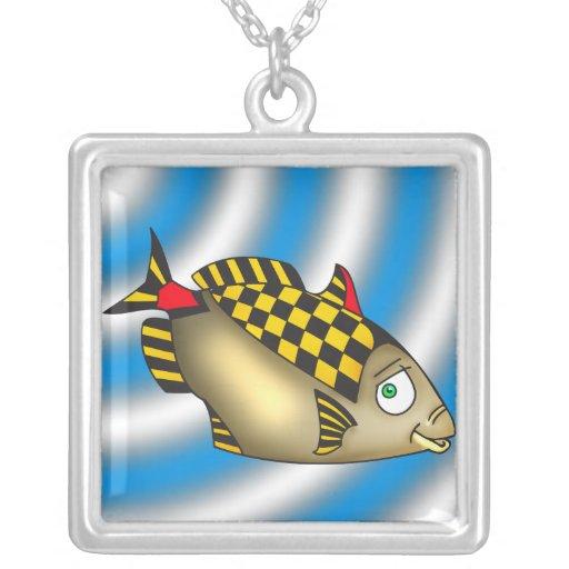 Pescados del corredor pendiente personalizado