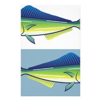 Pescados del delfín  papeleria