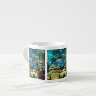 Pescados del filón taza de espresso