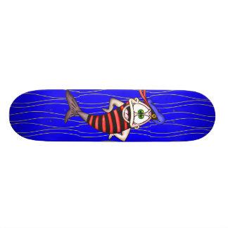 """Pescados del marinero patineta 7 3/8"""""""