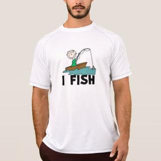 Pescados del muchacho I Playera