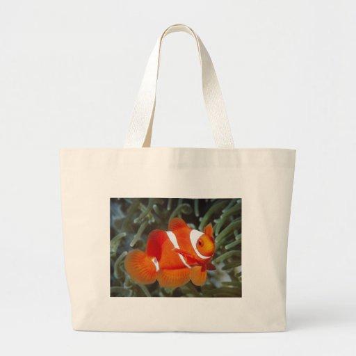 pescados del nemo bolsa de mano