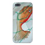 Pescados del oro del Goldfish iPhone 5 Carcasa