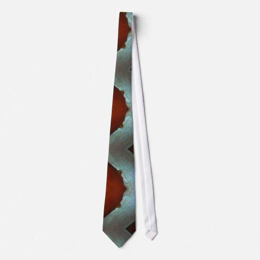 Pescados del payaso corbatas personalizadas