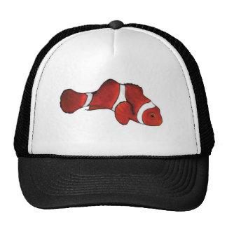 pescados del payaso gorras de camionero