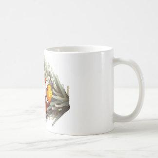 Pescados del payaso tazas de café