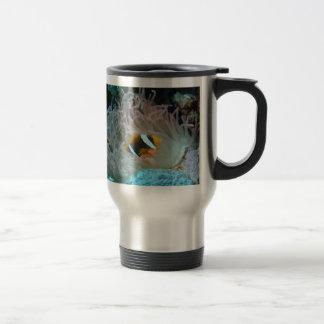 Pescados del payaso taza