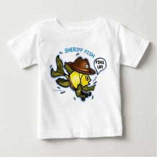 PESCADOS del SHERIFF - dibujo animado vivaracho T Shirt