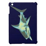 pescados del tiburón, animales salvajes iPad mini coberturas