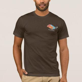 Pescados divertidos 28 camisetas del dibujo