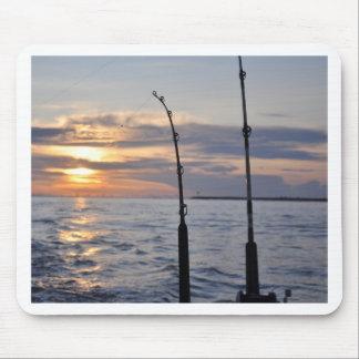 ¡Pescados encendido! Alfombrillas De Ratones