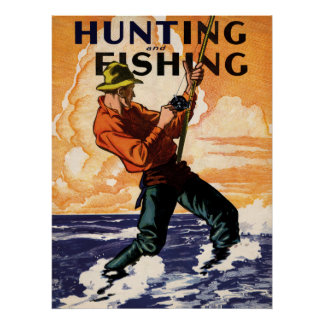 Pescados encendido posters