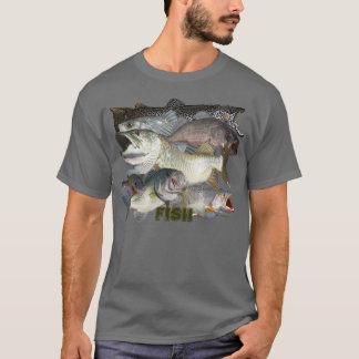 Pescados encendido playera