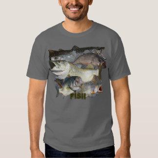Pescados encendido polera