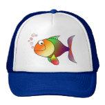 Pescados felices gorra