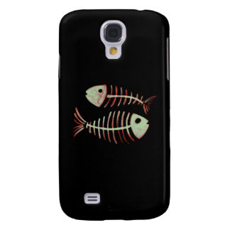 Pescados huesudos II Funda Para Galaxy S4
