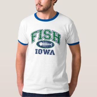 Pescados Iowa Playeras