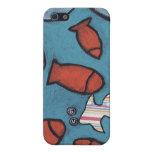 pescados iPhone 5 cárcasas