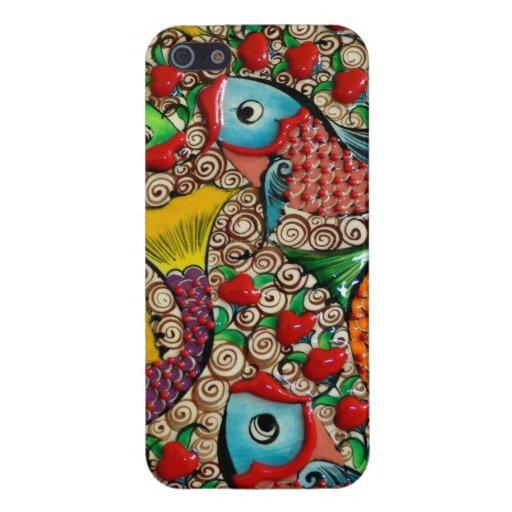 Pescados iPhone 5 Funda