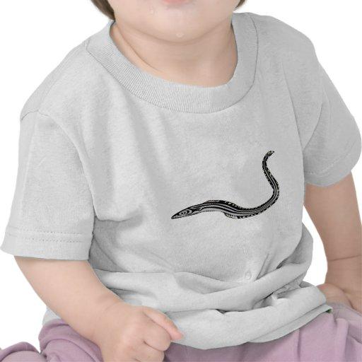 pescados largos camiseta