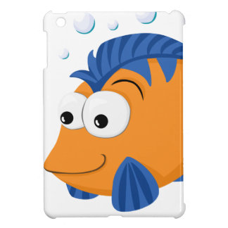 Pescados lindos iPad mini carcasa