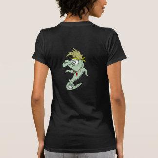 Pescados locos del Hippie Camiseta
