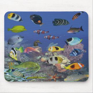 Pescados Mousepad 01 Alfombrilla De Ratones