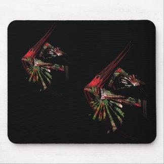 Pescados Mousepad de Yule Alfombrillas De Ratones