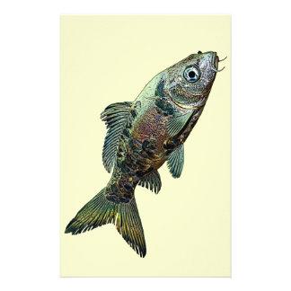 Pescados Papelería De Diseño