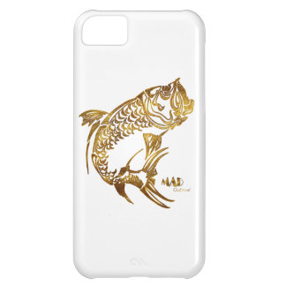 Pescados Phonecase del oro