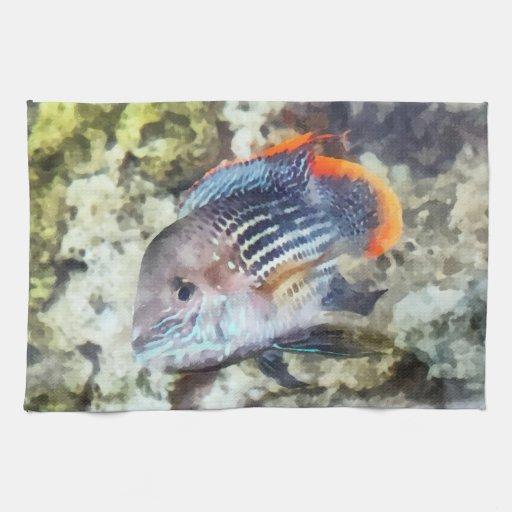 Pescados - Rainbowfish Toalla De Mano