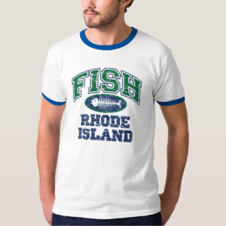 Pescados Rhode Island Playeras