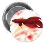 Pescados rojos de Betta Pins