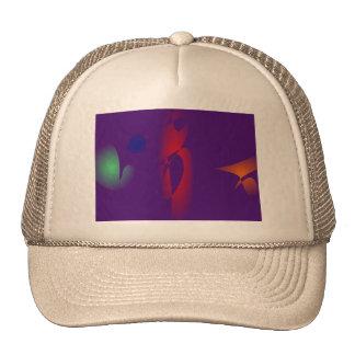 Pescados rojos gorras de camionero