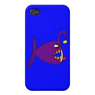 Pescados salvajes iPhone 4 cobertura
