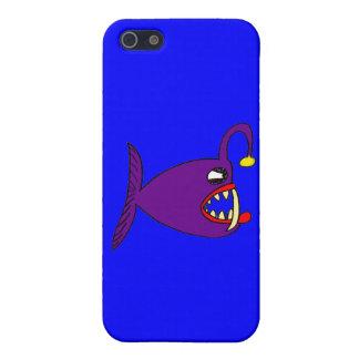 Pescados salvajes iPhone 5 protector