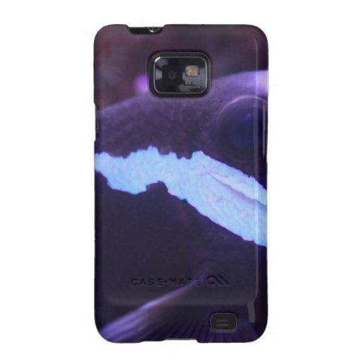 Pescados Samsung Galaxy SII Funda