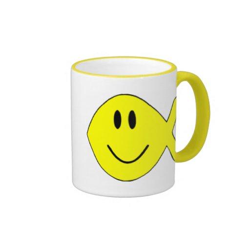 pescados sonrientes 1 taza de café