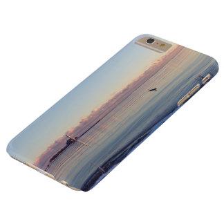 Pescados temáticos, un vuelo del pájaro después de funda para iPhone 6 plus barely there