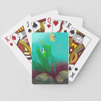 Pescados tropicales baraja de cartas