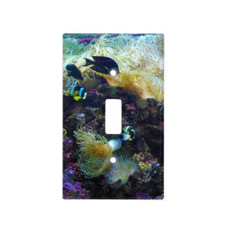 Pescados tropicales tapas para interruptores
