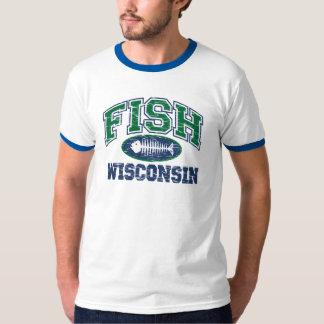 Pescados Wisconsin Playeras