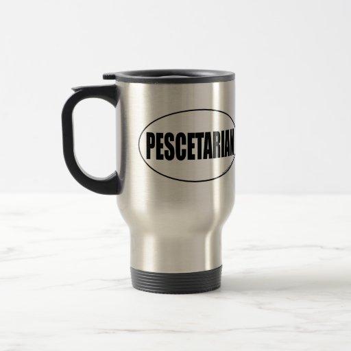 Pescetarian, Pescotarian Taza De Café
