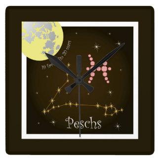 Peschs 19 more favrer fin 20 Mars clock