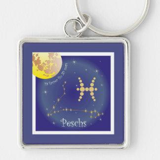 Peschs 19 more favrer fin 20 Mars key supporter Keychain